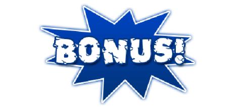 redemption bonus
