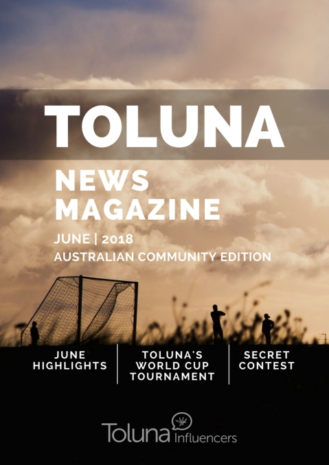 AU magazine June