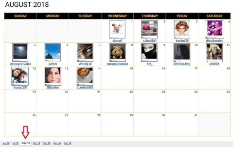 calendar 1508