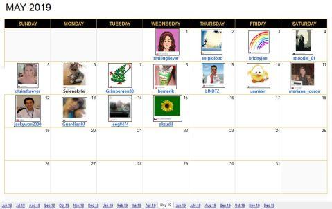 calendar 1505